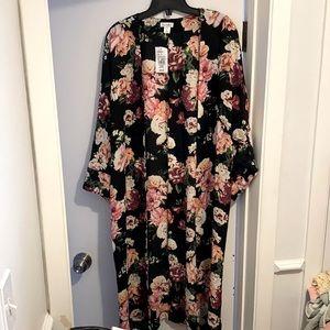 ⭐️NEW⭐️Maxi kimono